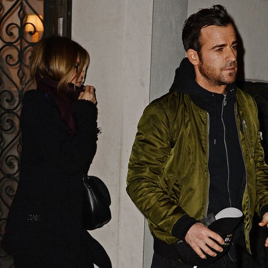 Jennifer Aniston and Justin Theroux May Work Together