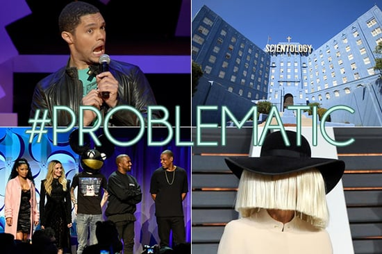 "#Problematic: Instagram Hates Your Period Stains, Trevor Noah Faces Backlash & ""Going Clear"" Goes After Scientology"