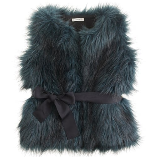 Faux-Fur Coats and Vests For Girls