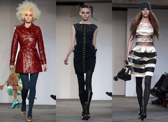 London Fashion Week A/W 2009: Luella