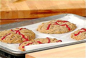 Disgust Your Guests With Brain Cookies