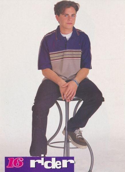 Or His Hilariously Awkward Poses