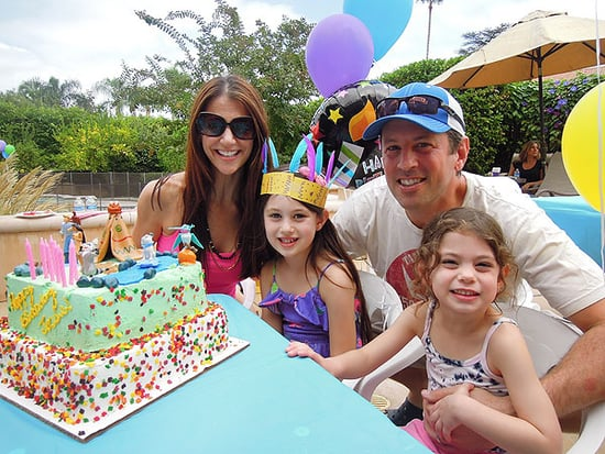 Inside Samantha Harris's Daughter Josselyn's Birthday Bash (PHOTOS)