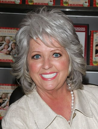 Video of Paula Deen and Barbara Walters on the View