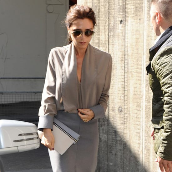 Victoria Beckham at Vogue Festival 2013