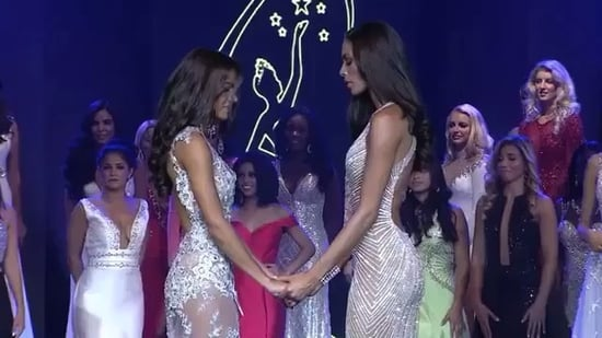 Miss Florida USA Was Just Stripped Of Her Crown…Because Of Her Hair And Makeup?