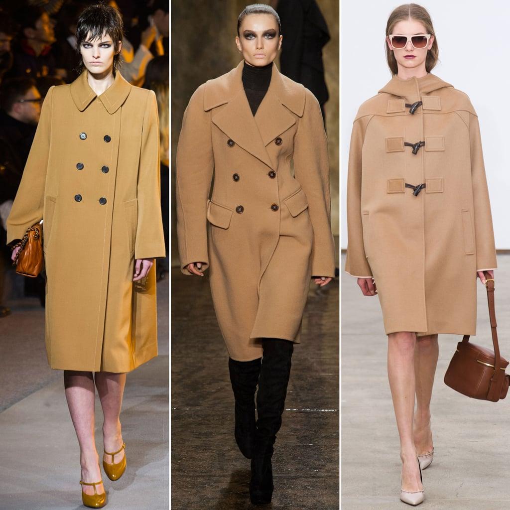Женское пальто модные тенденции