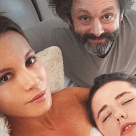 Kate Beckinsale Re-Creates Daughter's Birth Photo