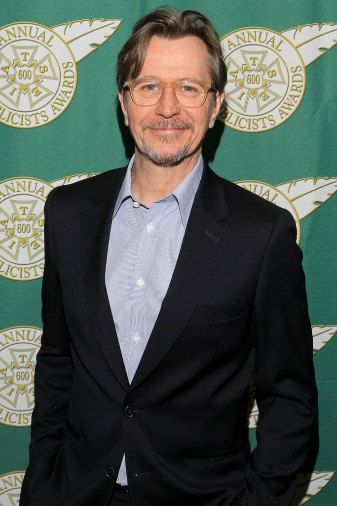 Gary Oldman joined Child 44, in which he'll re-team with his The Dark Knight Rises co-star Tom Hardy.