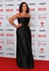 Rosario Dawson donned a black gown for the ALMA Awards in LA.
