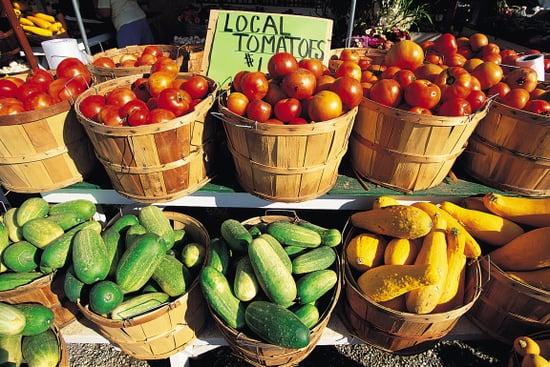 Modern Produce May Be Nutritionally Deficient