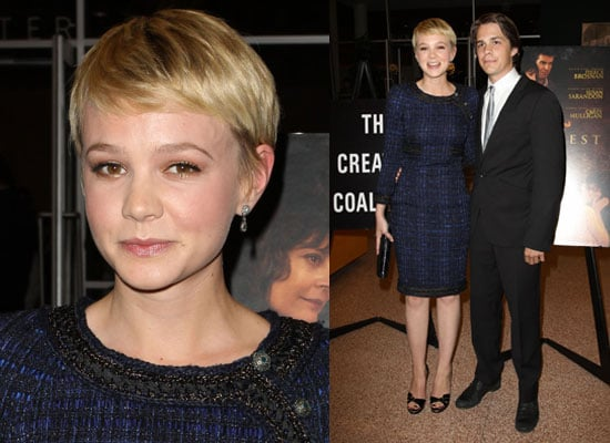 Photos of Carey Mulligan at The Greatest LA Premiere Responds to My Fair Lady and The Girl With the Dragon Tattoo Rumours