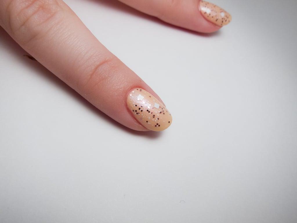 Step 2: Layer Glitter