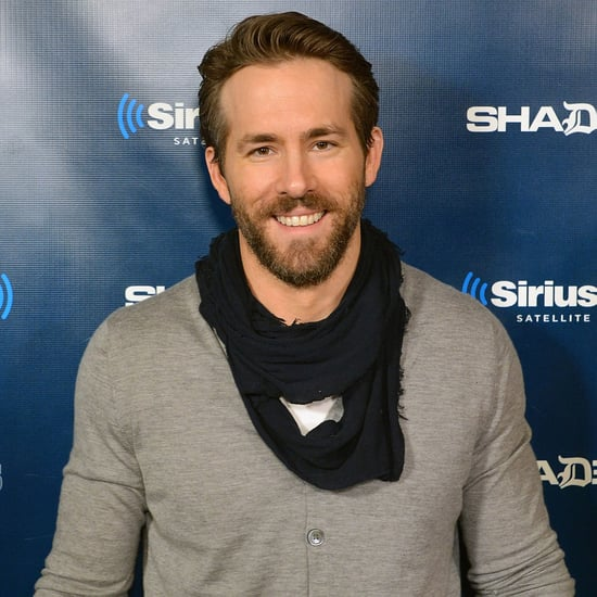 Ryan Reynolds Joins Facebook With Throwback Picture