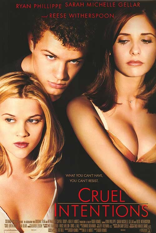 Cruel Intentions turns 15 this year.
