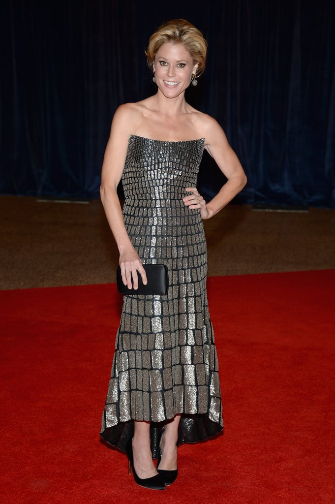 All the Red Carpet Action at the White House Correspondents' Dinner