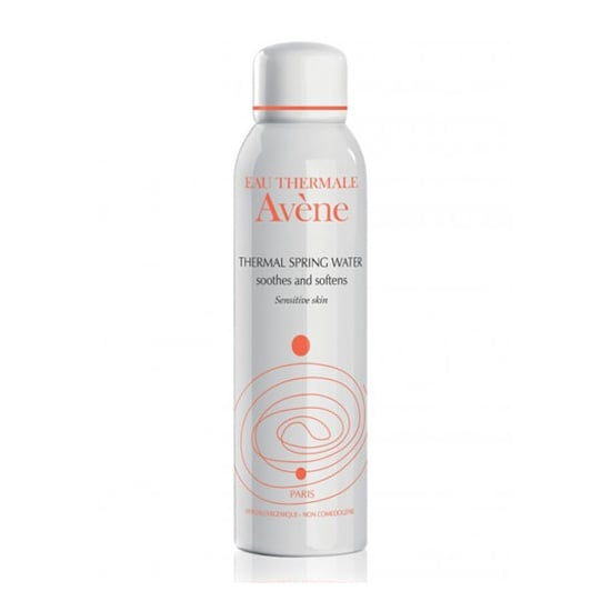 Chock-full of minerals and ideal for sensitive skin, Avéne Thermal Spring Water Spray ($12) will keep your face and décolletage soft and cool all season. — MD