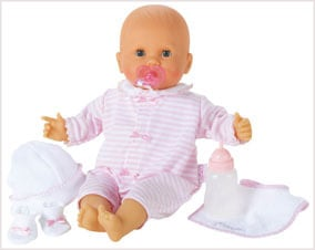 Introducing Baby Doll to Baby