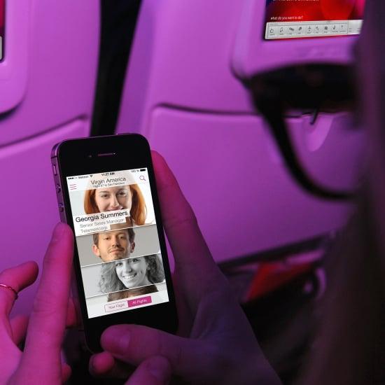 Virgin Atlantic Google Glass Check-In