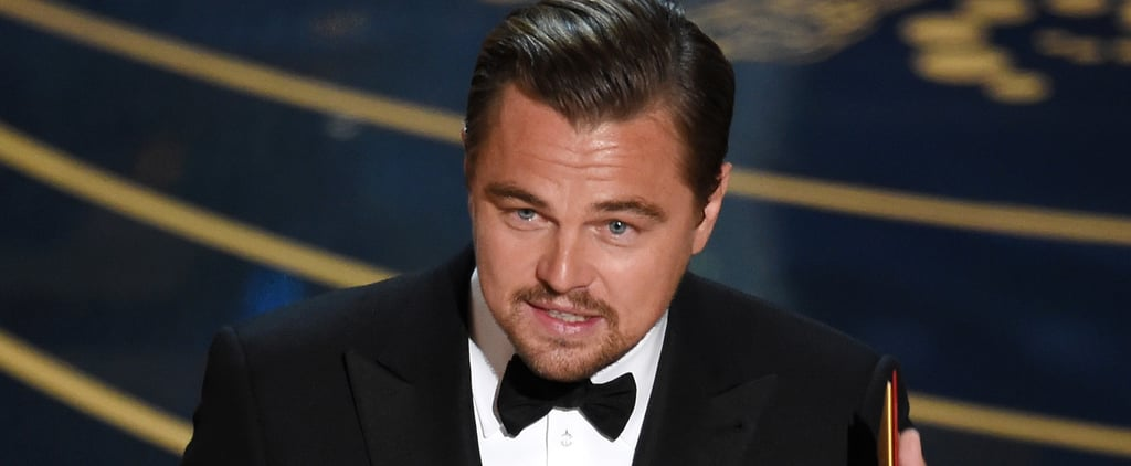 Watch the Oscar Acceptance Speech that Leonardo DiCaprio Has Been Holding in for 22 Years