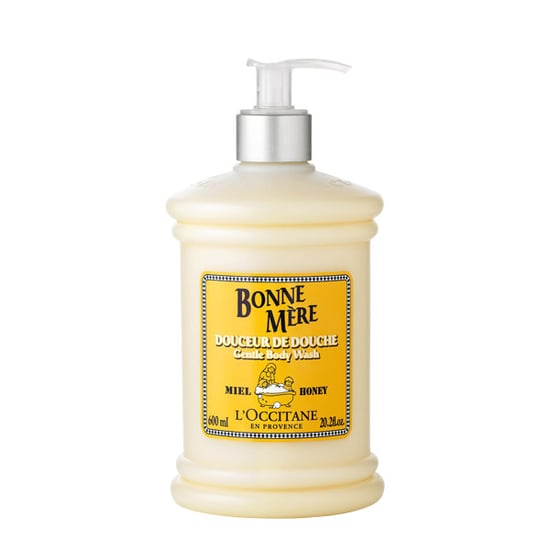 L'Occitane Bonne Mere Gentle Body Wash in Honey Review
