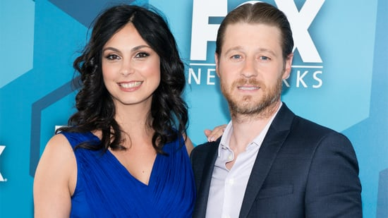 EXCLUSIVE: Ben McKenzie and Morena Baccarin Adorably Gush Over Each Other During First Post-Baby Red Carpet