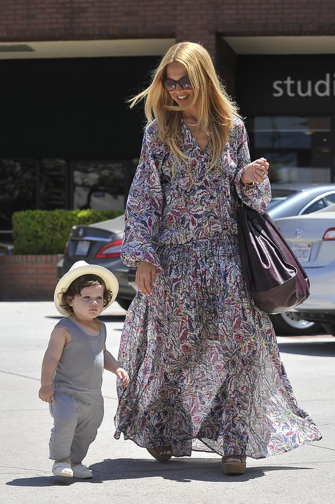 Excuse me, but is Skyler not the cutest child in the world? Rachel Zoe gets double points for having a stylish baby boy.