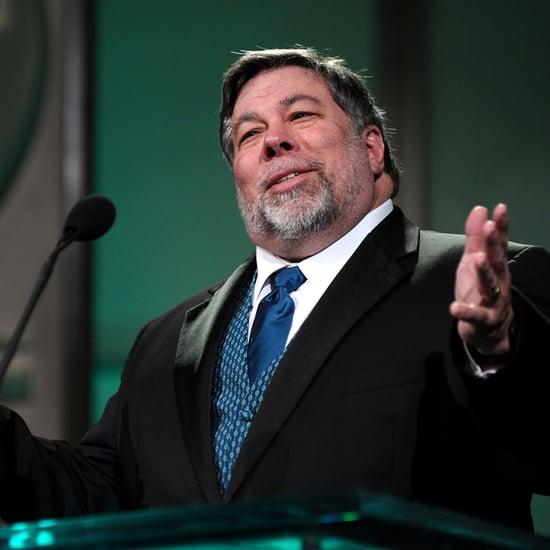 Steve Wozniak Is a Fan of William Shatner