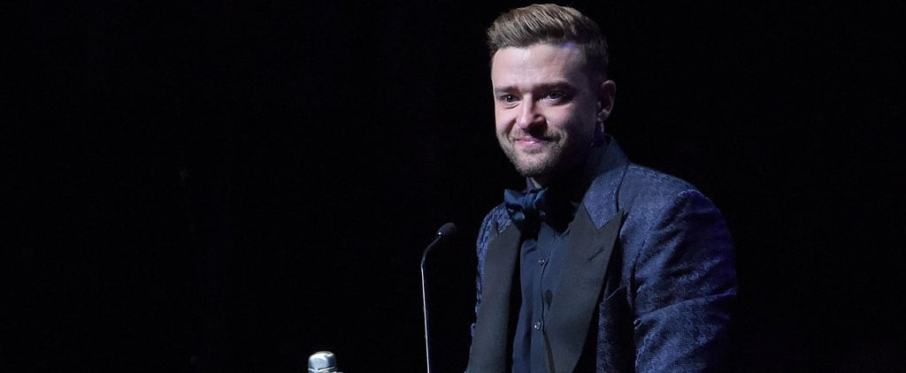 Justin Timberlake Tears Up While Thanking Jessica Biel at His Hall of Fame Induction