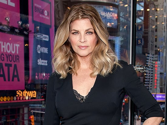 Kirstie Alley Is a Grandma! See the Adorable First Pic of Grandson Waylon Tripp