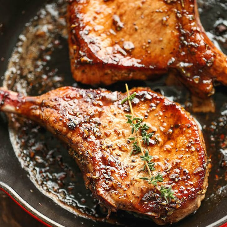 How Chefs Make Pork Chops