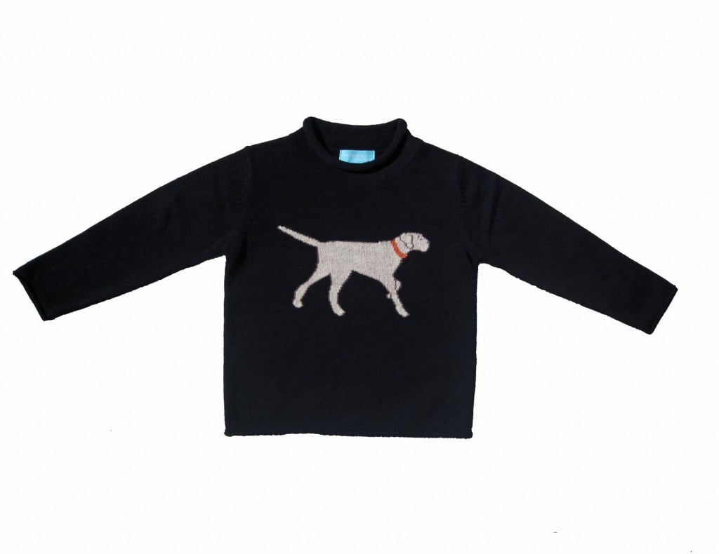 Bambeeno Cashmere Dog Roll-Neck