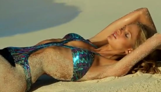 See The Victoria's Secret Models Frolic In Their Bikinis For The 2011 Swimsuit Shoot
