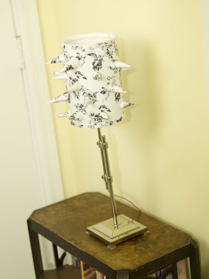 Love It or Hate It? Toile Mace Lamp