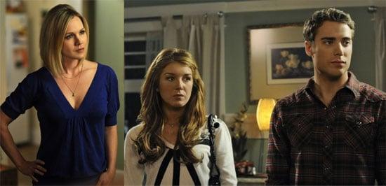 "90210 Recap and Videos: Episode 18, ""Off the Rails"""