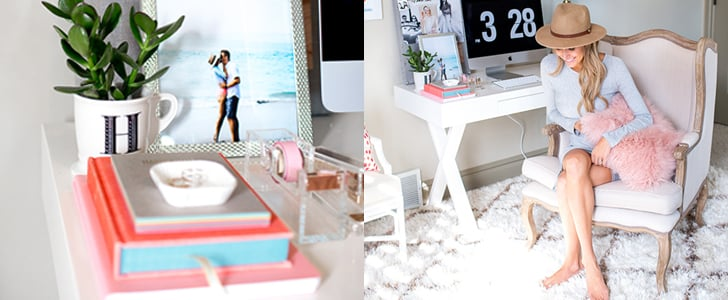 Here's the Home Office Everyone Is Freaking Out About on Instagram
