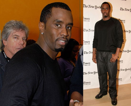 Diddy Just Wants You to Vote
