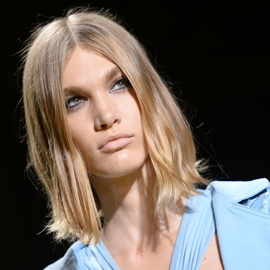 Versace Spring 2014 Hair and Makeup | Runway Pictures