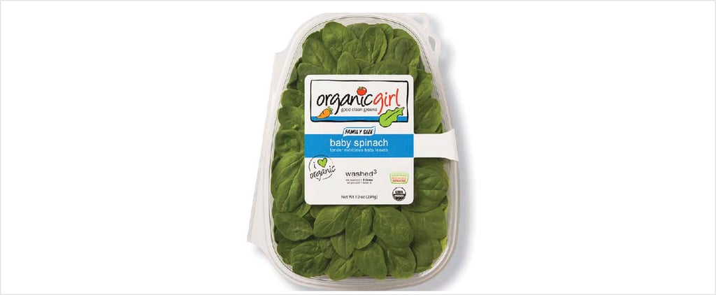 Skip the Salad! Your Baby Spinach May Have Been Recalled