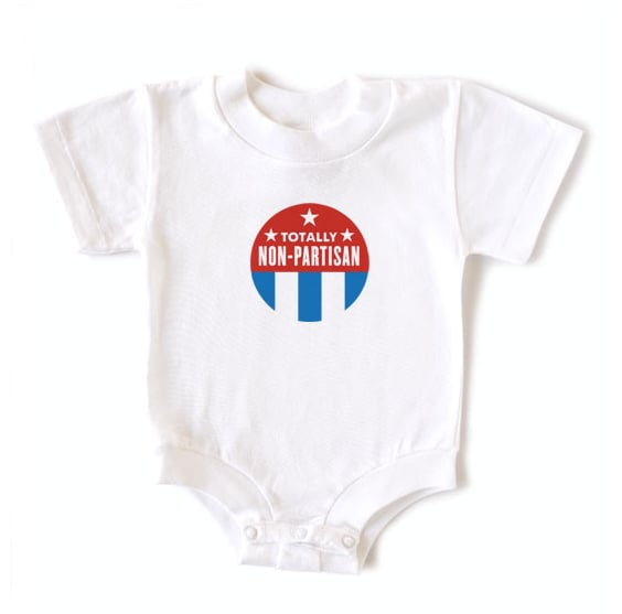 Show Off the Political Gear