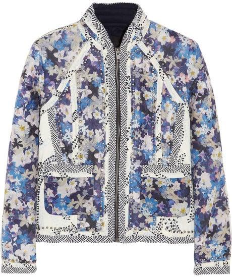 J.Crew Floral Jacket