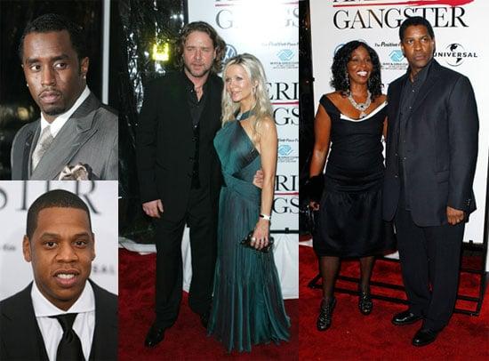 Denzel, Russell, Not-Retired Jay-Z's American Gangster
