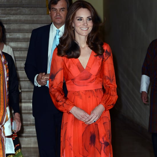 Kate Middleton Beulah London Dress in Bhutan 2016