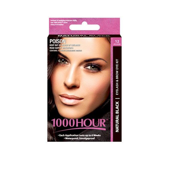 1000 Hour Eyelash & Brow Dye Kit, $18.95