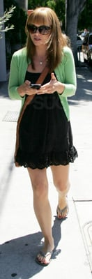 Celeb Style: Christina Ricci