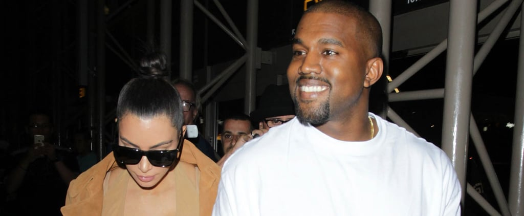Kanye West Is All Smiles While Out With Kim Kardashian After His Rant on Ellen