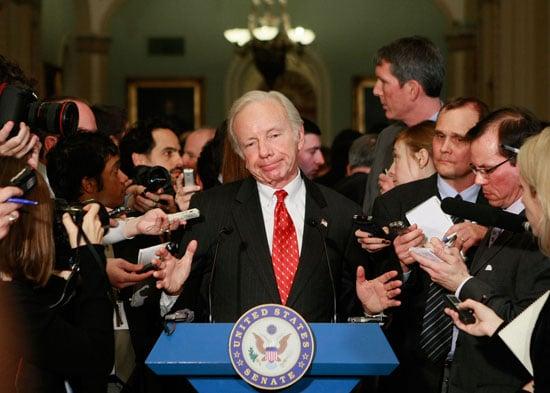 Democrats Vote to Let Joe Liberman Keep Homeland Security Chairmanship