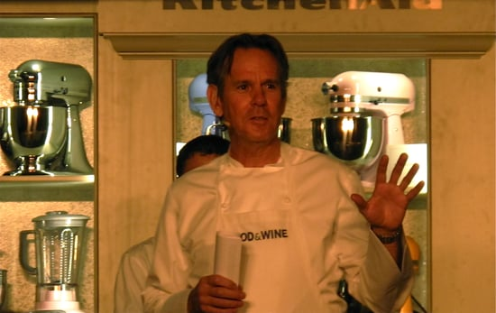 Thomas Keller at the 2010 Food & Wine Classic in Aspen