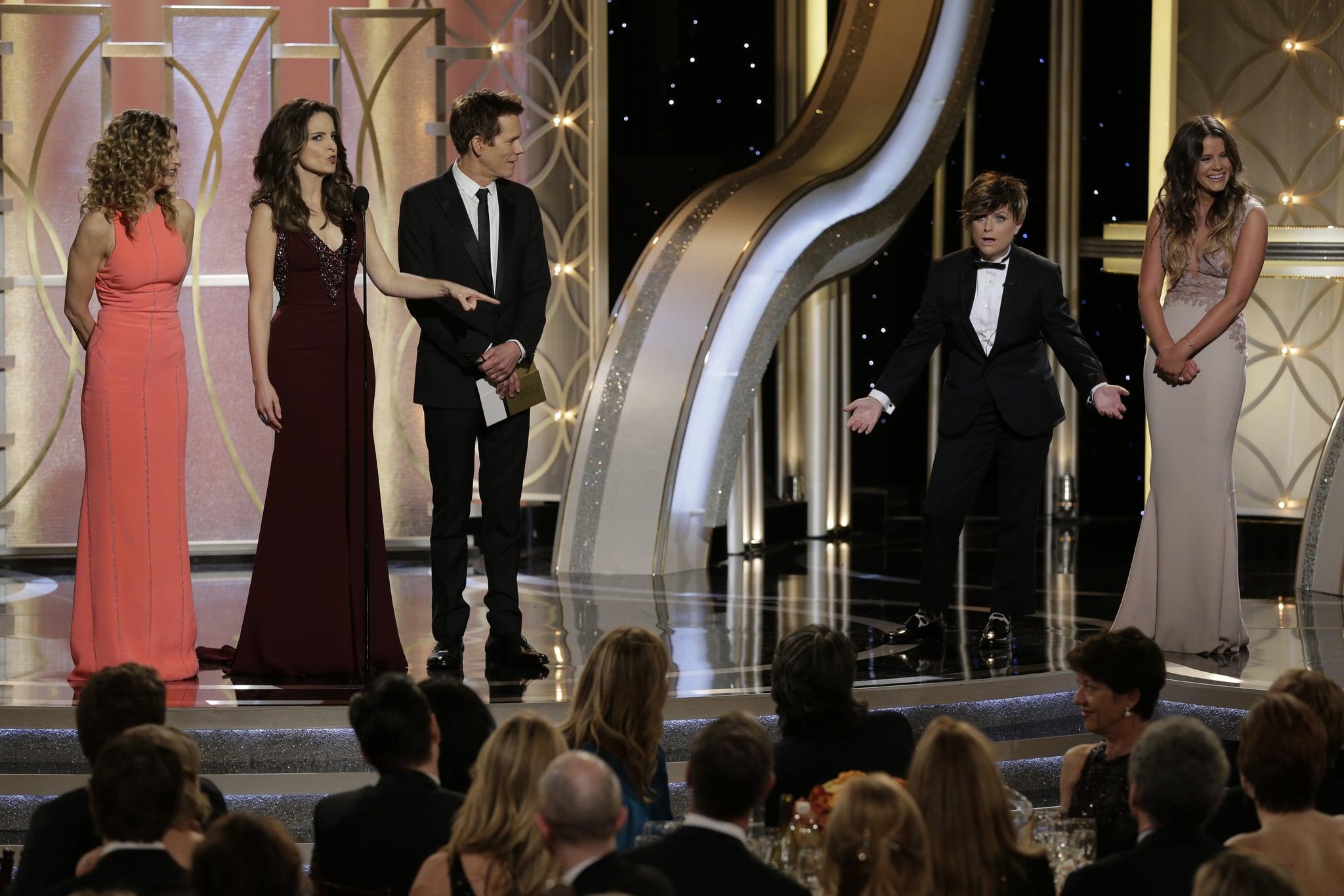 Mr. Golden Globe Steals the Spotlight