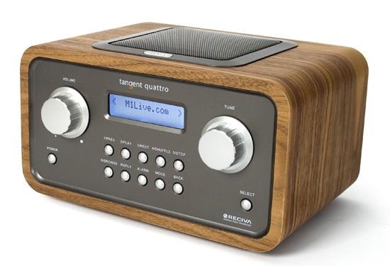 Tangent Quattro WiFi Alarm Radio